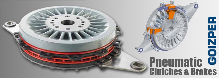 Combination Clutch Brakes