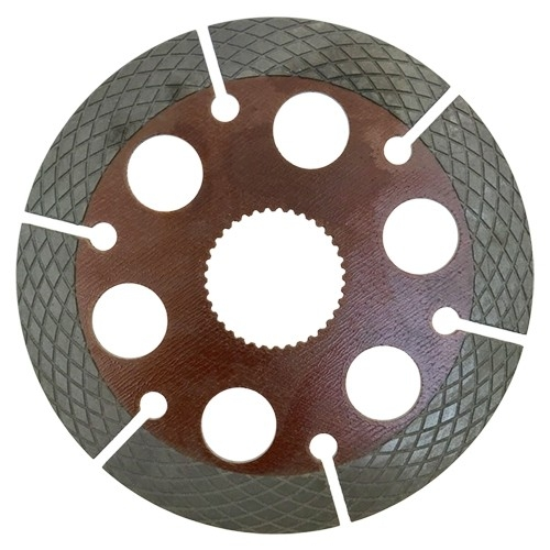 ICP Friction Plates