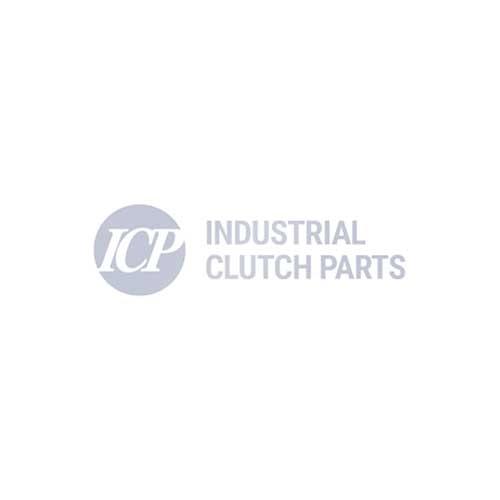 ICP Brake Pad Replaces Pintsch Bubenzer 120 S Moulded Organic Brake Pad