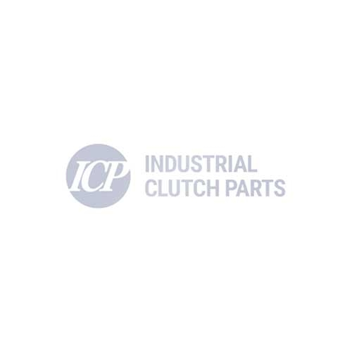 ICP MU/177 Replaces Twiflex Organic Brake Pad: 7080047-AV