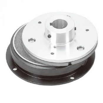 ICP Single Plate Magnetic Clutch with Plating Hub - SPE1 Series