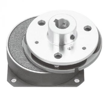 ICP Dry Single Plate Magnetic Brake with Long Hub - SPI1 Series