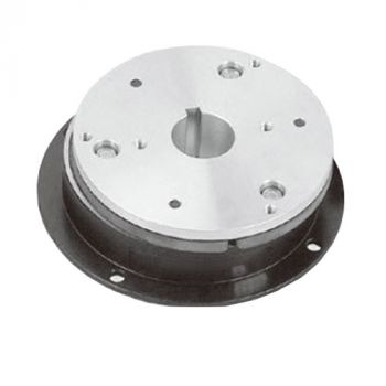 ICP Dry Single Plate Magnetic Brake with Plating Hub - SPG1 Series