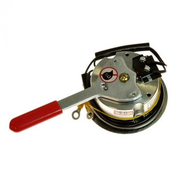 ICP Magnetic Safety Brake with Electric Transporter & Hand Release - MSB7