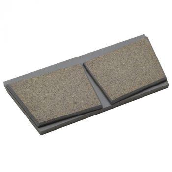 ICP BCH Series Organic Brake Pad Replaces Sime 947-50350