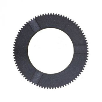 """WPT 14"""" Gear Tooth Friction Discs with 88 Teeth"""