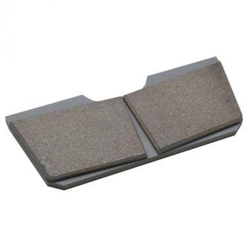 ICP BCH Series Organic Brake Pad Replaces Sime 945-69550
