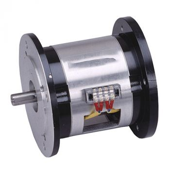 ICP Dual-Flange Magnetic Clutch-Brake Combination DFM Series