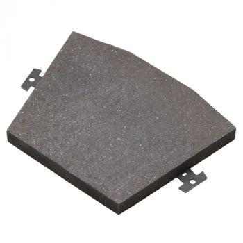 ICP GMX/176 Organic Brake Pad Replaces Twiflex 7080139-Z