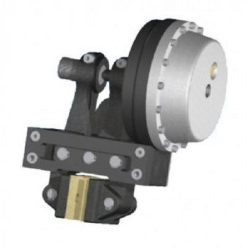 ICP Spring Applied Pneumatic Caliper Brake - CBS73