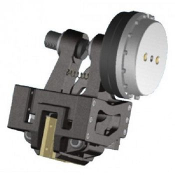 ICP Spring Applied Pneumatic Caliper Brake - CBS91