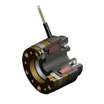 Monninghoff Electromagnetic Tooth Clutch Backlash-free - 549
