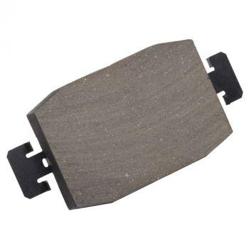 ICP MX/135 Organic Brake Pad Replaces Twiflex 70A0118-9
