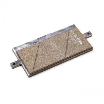 ICP BCH76A Series Organic Brake Pad Replaces Sime 947-55400