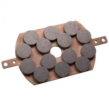 ICP Sintered Brake Pad SHD5 Series Replaces Sime 945-50280