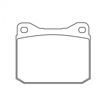 Sintered Button SS60 Pad