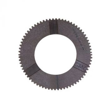 """WPT 11"""" Gear Tooth Friction Discs with 72 Teeth"""