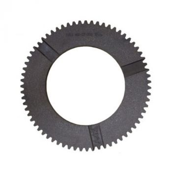 """WPT 16"""" Organic Gear Tooth Friction Disc W16-07-905"""