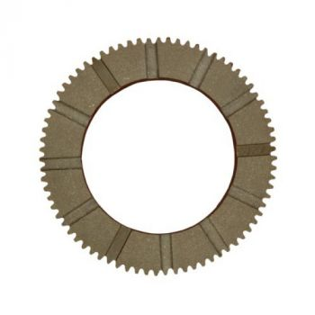"""WPT 18"""" Gear Tooth Friction Disc W18-07-903"""