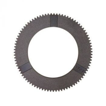 """WPT 21"""" Gear Tooth Friction Disc W21-07-900"""