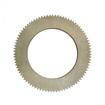 """WPT 21"""" Low Inertia Kevlar Gear Tooth Friction Disc W21-07-907"""