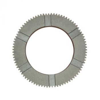 """WPT 21"""" Gear Tooth Friction Disc W21-07-904"""