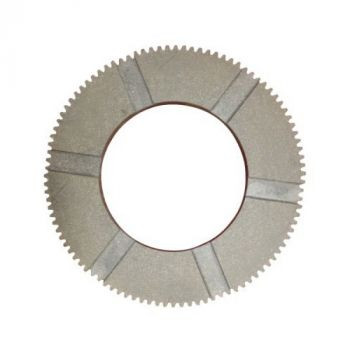 """WPT 21"""" Gear Tooth Friction Disc W24-07-901"""