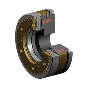 Monninghoff Electromagnetic Tooth Clutch with Slip Ring - 550