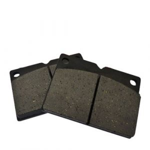 Brembo Organic Brake Pad for Brake Caliper P75b
