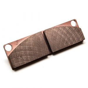 ICP SB14.3 Sintered Brake Pad Replaces Pintsch Bubenzer: 8-251-550
