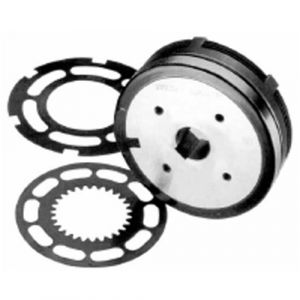 Telcomec Electromagnetic Disc Clutch with Slipring - GLR-B Series