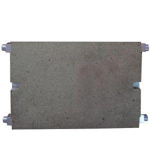 ICP 3000 Series Organic Brake Pad Replaces Svendborg 490-2528-801