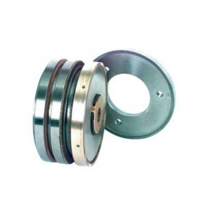 Monninghoff Electromagnetic Spring Applied Tooth Clutch with Slip Ring - 548