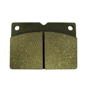ICP Organic Brake Pad P75 Series Replaces Brembo 107.1710.24