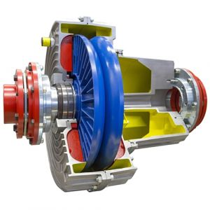 Westcar Rotofluid Coupling CA
