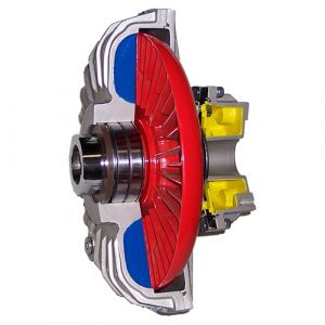 Westcar Rotofluid Coupling SCF