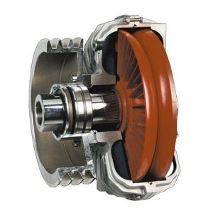 Westcar Rotofluid Coupling