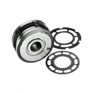 Telcomec Electromagnetic Disc Clutch with Slipring - GLRT Series