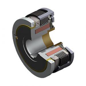 Monninghoff 532 - Electromagnetic Multi-Disc Brake (ELKa)