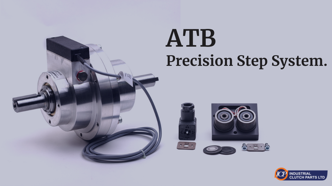 ATB Laurence Scott – Precision Step System