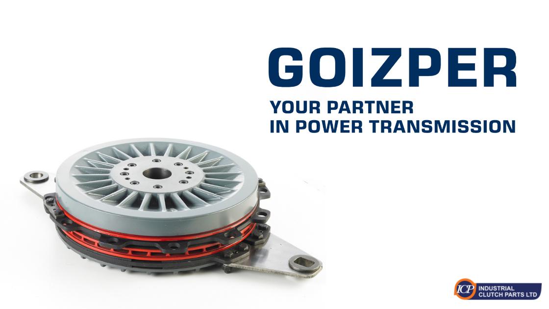 Goizper – Bodymaker Clutch-Brakes