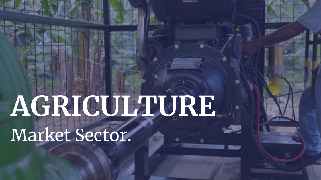 Market Sector – Agriculture