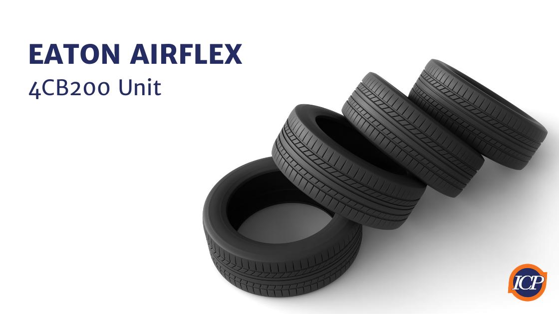Eaton Airflex CB Units for Tyre Building Machines