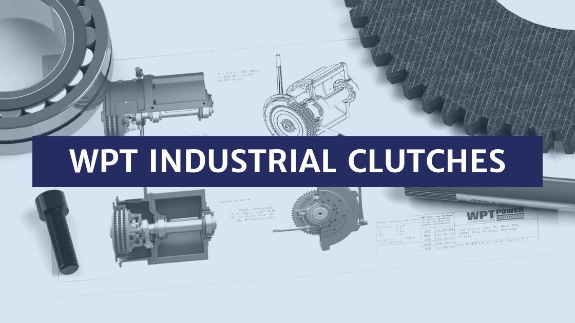 WPT – Industrial Clutches
