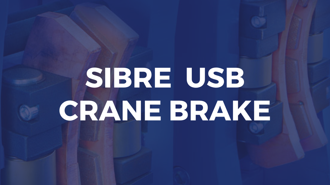 SIBRE USB DISC BRAKE